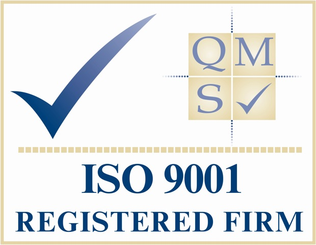 QMS ISO 9001 Certified